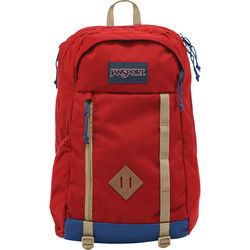 JanSport Fox Hole 25L Backpack (Red Tape)