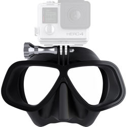 OCTOMASK Freediver Mask for GoPro Cameras