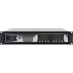 Ashly 8-Channel 2000W Pema Network Power Amplifier with OPDante Card & Protea DSP Software Suite (Low-Z)