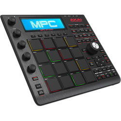 Akai Professional MPC Studio Music Production Controller (Black)
