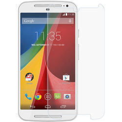 Amzer Kristal Tempered Glass HD Screen Protector for Motorola Moto G (2nd Gen)