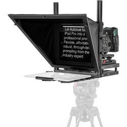 Autocue/QTV Studio Teleprompter System for iPad Pro