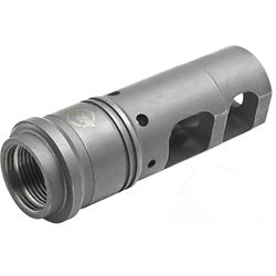 SureFire Muzzle Brake and SOCOM Suppressor Adapter (7.62mm, 5/8-24 Thread)