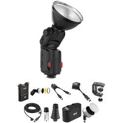 Bolt VB-11 Bare-Bulb Flash and Accessory Kit