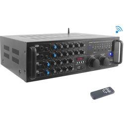 Pyle Pro 2000W Karaoke Mixer/Amplifier with Bluetooth