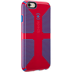 Speck CandyShell Grip Case for iPhone 6/6s (Lipstick Pink/Jay Blue)