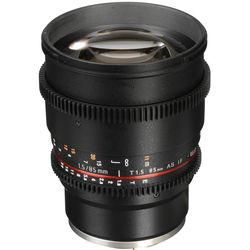 Rokinon 85mm T1.5 Cine Lens for Sony E