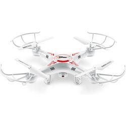 Top Race TR-Q511 QuadCam Drone with 0.3MP Camera