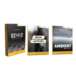 Toontrack Ambient & Indie Guitar EZmix2 Value Pack