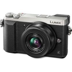 Panasonic Lumix DMC-GX85 Mirrorless Micro Four Thirds Digital Camera with 12-32mm Lens (Silver)