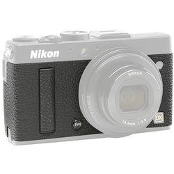 Japan Hobby Tool Camera Leather Decoration Sticker for Nikon COOLPIX A Digital Camera (4308 Black)
