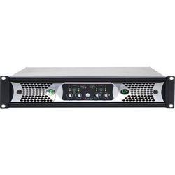 Ashly NXE Series 4-Channel Networkable Multi-Mode Power Amplifier with OPAES2 & OPDAC4 Cards