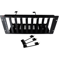 Avenview 4 RU, 9-Slot Rack-Mount Chassis Holster for HDM-C6VWIP Transmitters/Receivers & CNTRLPRO-VWIP Controllers