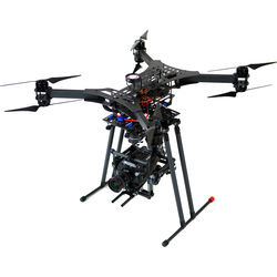 xFold rigs Cinema X8 U7 Drone with 3-Axis Gimbal for DSLR/Cinema Cameras (RTF)