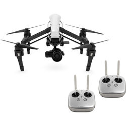 DJI Inspire 1 v2.0 RAW Quadcopter with Zenmuse X5R 4K Camera and 3-Axis Gimbal