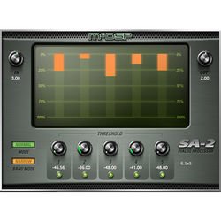McDSP SA-2 Dialog Processor - Recorded Voice Enhancement Plug-In (Native, Download)