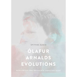 Spitfire Audio Olafur Arnalds Evolutions - Haunting Frozen Strings Sample Library (Download)