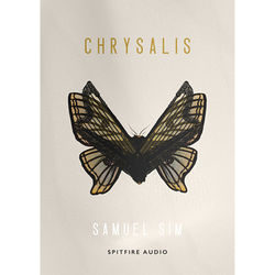 Spitfire Audio Samuel Sims Chrysalis - Atmospheric Sample Library (Download)