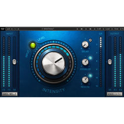 Waves Greg Wells VoiceCentric - Mix-Ready Vocals Plug-In (Native/SoundGrid, Download)