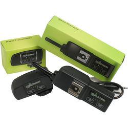 RadioPopper Nano Studio Kit with 1 Receiver