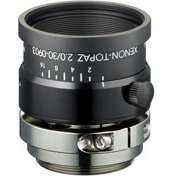 "Schneider Xenon-Topaz 30mm f/2.0 C-Mount Lens with P-Iris for 1.1"" Sensors"