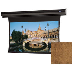 "Da-Lite 88407LSINWV Tensioned Contour Electrol 50 x 50"" Motorized Screen (120V)"