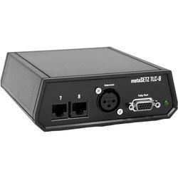 Digital Arts metaSETZ TLC-8d Tally Light Controller with Intercom Pass Through