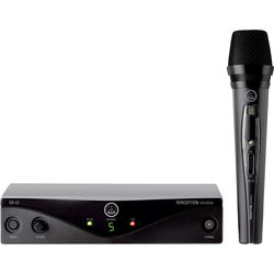 AKG Perception Wireless Vocal Set - Frequency A / 530 - 560 MHz