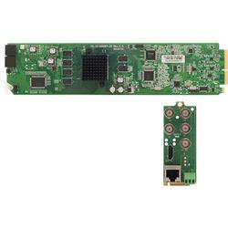 Apantac Cascadable Video Quad Splitter Card and Rear Module Set for openGear 3.0 Frame
