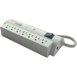 APC Network SurgeArrest 7-Outlet 120V Power Strip and Surge Protector