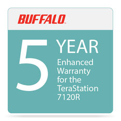 Buffalo 5-Year Enhanced Warranty for TeraStation 7120R