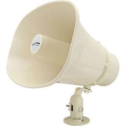 "Speco Technologies Commercial Series 8 x 6"" Weather-Resistant 15W PA Horn Speaker (Khaki)"