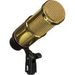 Heil Sound PR 40 Dynamic Cardioid Studio Microphone (Gold)