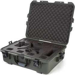 Nanuk 945 Waterproof Hard Case for DJI Phantom 4/4 Pro/4 Pro+ & Phantom 3 (Olive)