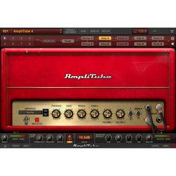 IK Multimedia AmpliTube 4 - Guitar Amplifier and Cabinet Emulation Software (Download)