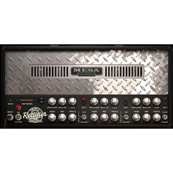 IK Multimedia AmpliTube MESA/Boogie - Guitar Amplifier and Cabinet Emulation Software (Download)