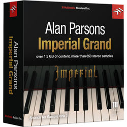 IK Multimedia Alan Parsons Imperial Grand - SampleTank 3 Virtual Instrument (Download)