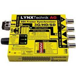 Lynx Technik AG 3G/HD/SD SDI Frame Synchronizer (3GB)