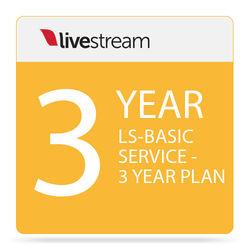 Livestream Enterprise Platform Plan (3-Year Subscription)