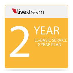 Livestream Basic Platform Plan (2-Year Subscription)
