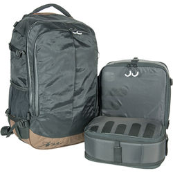 Tamrac Uinta 30L Art Wolfe Edition Backpack Kit (Black and Brown)