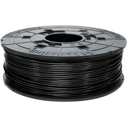XYZprinting 1.75mm ABS Refill Filament (600g, Black)