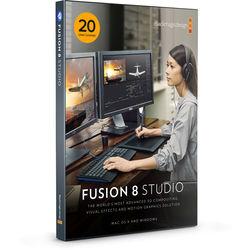 Blackmagic Design Fusion Studio MultiPack with 20-User License
