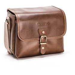 Olympus Vintage Camera Bag (Brown)