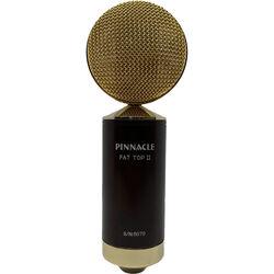 Cascade Microphones FAT HEAD II Ribbon Microphone (Brown/Gold)
