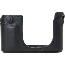 Artisan & Artist Leather Half Case for Leica Q (Black)