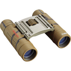 Tasco 10x25 Essentials Compact Binocular (Brown Camo)