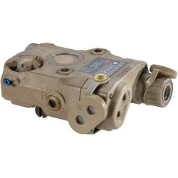 Insight ATPIAL-C Civilian Laser Aiming System with IR & Visible Aim Lasers (Tan)