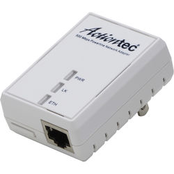 Actiontec PWR511WB1 500 Mbps Powerline Networking Adapter