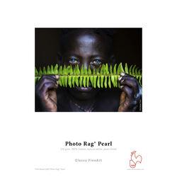 "Hahnem�hle Photo Rag Pearl Paper (8.5x11"", 25 Sheets)"